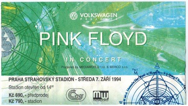 Pink Floyd - Strahov 1994