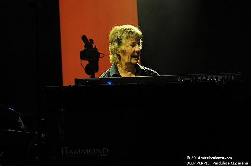 Deep Purple - ČEZ Aréna Pardubice - 14. 2. 2014