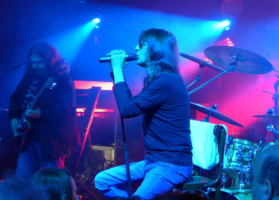 Pretty Maids, Aleš Brichta Project, Dirty Passion - Retro Music Hall, 12. 2014