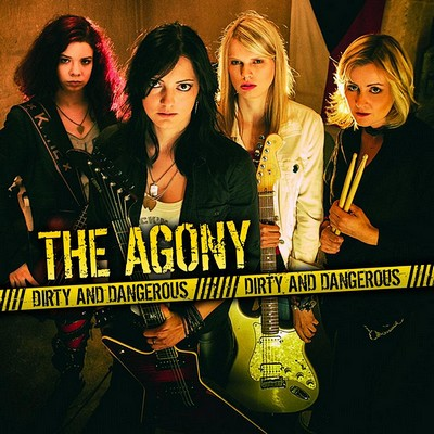 The Agony - obal CD