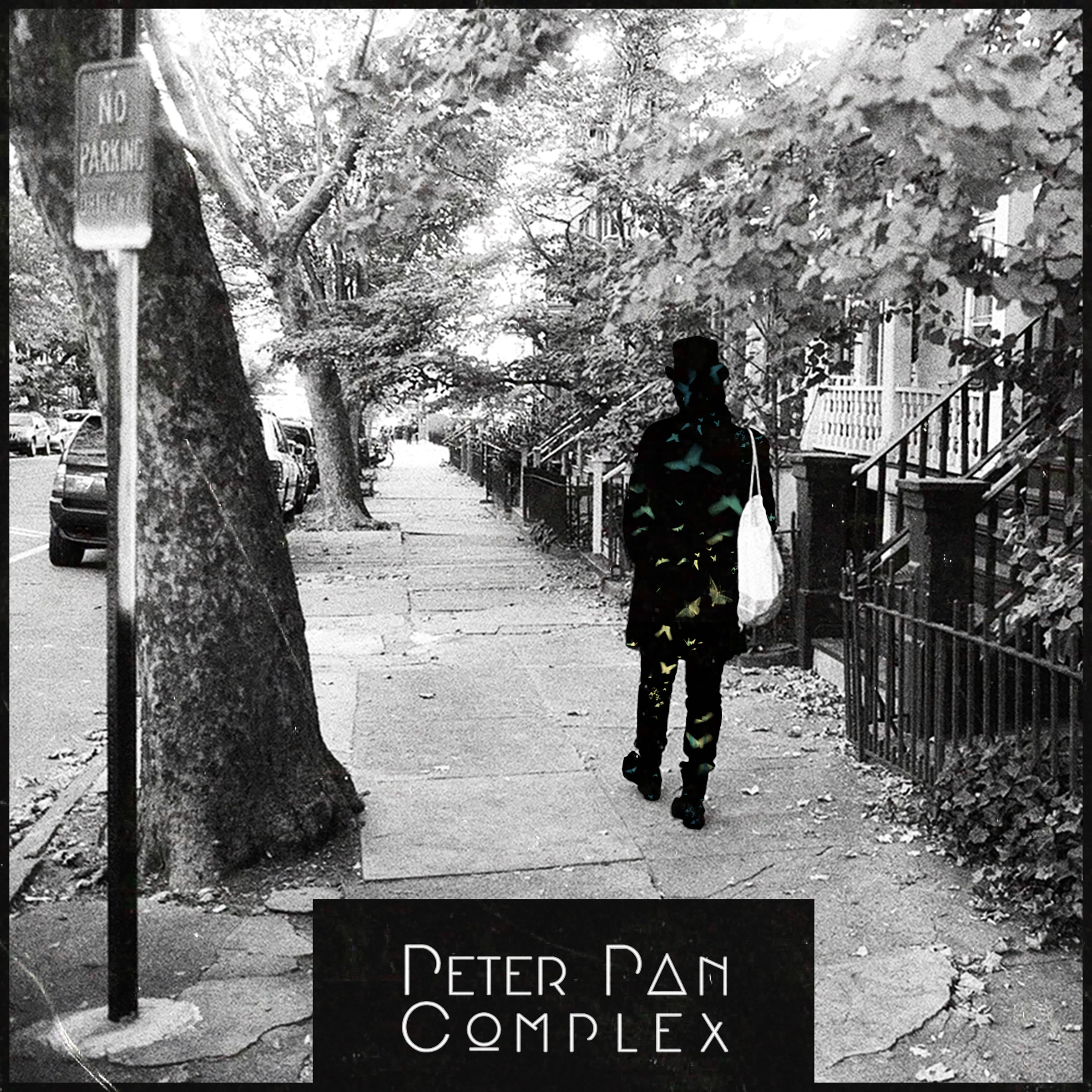 Peter Pan Complex - cover