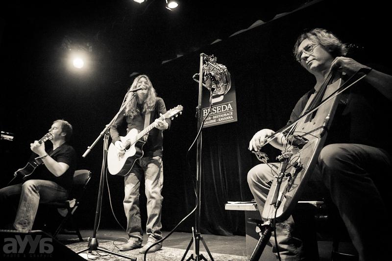 Ivan Hlas Trio