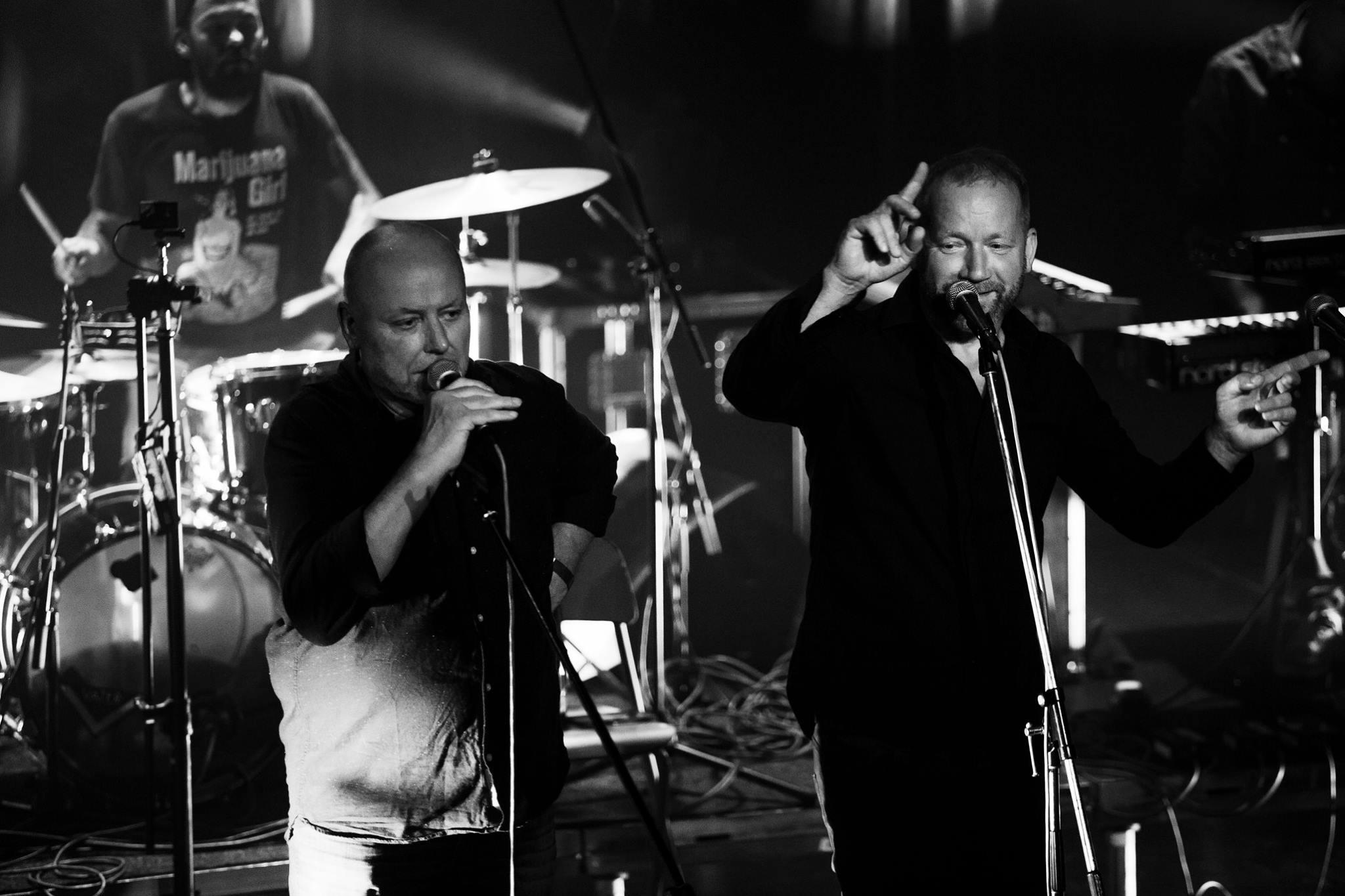Michal Ambrož, David Koller & Hudba Praha
