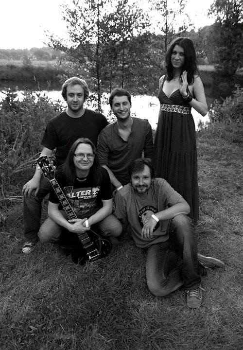 RBB 2010-2011 dole: Kowacz, Horník, nahoře: Hynek, Čimbura, Monika Infernalis