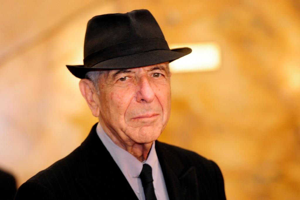 Leonard Cohen (ilustrační foto)