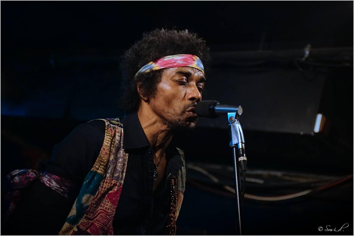 Jimi Hendrix Stonefree Czech Experience - Dani Robinson