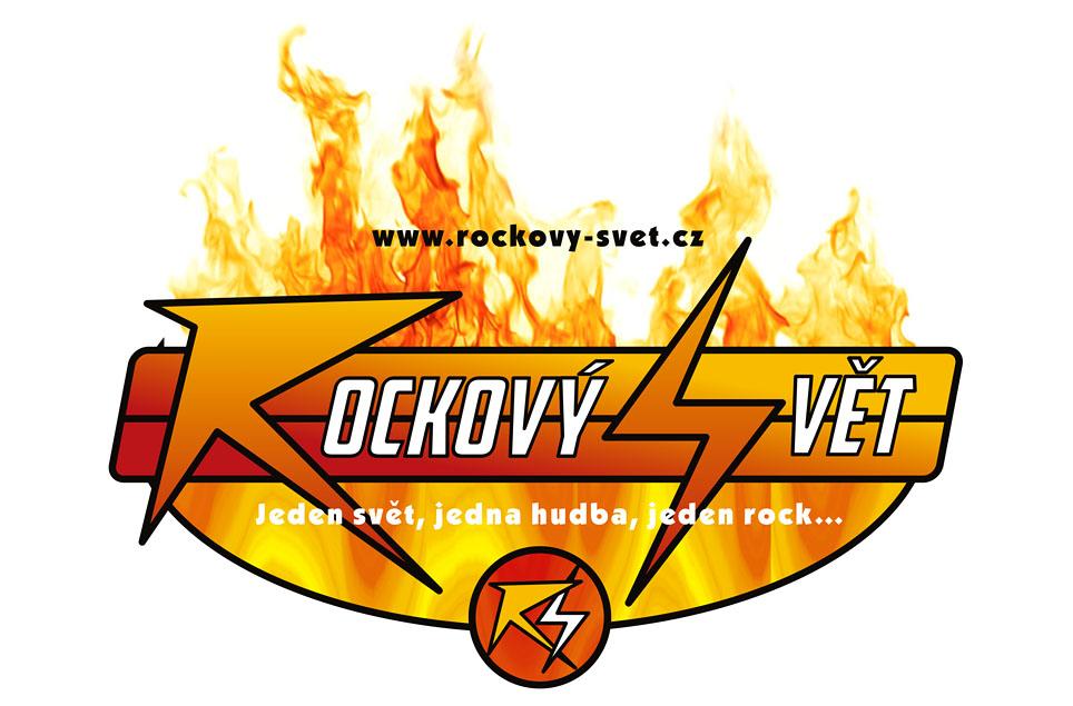 Logo Rockový Svět - rozšířená verze I.