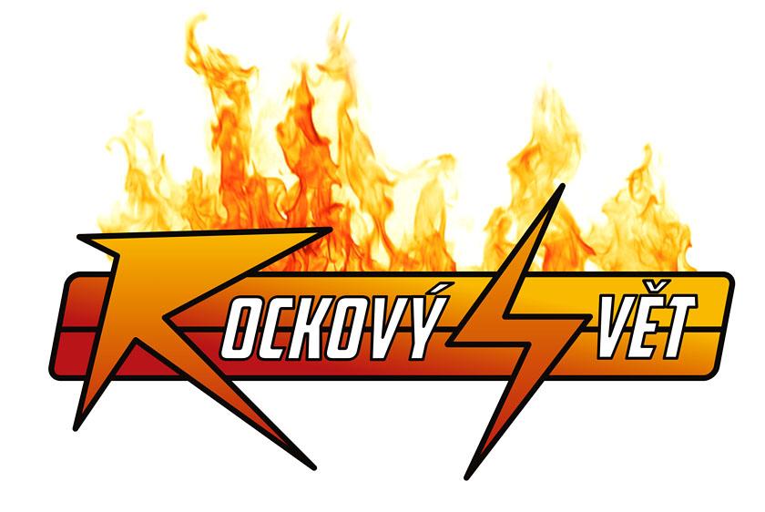 Logo Rockový Svět - rozšířená verze II.
