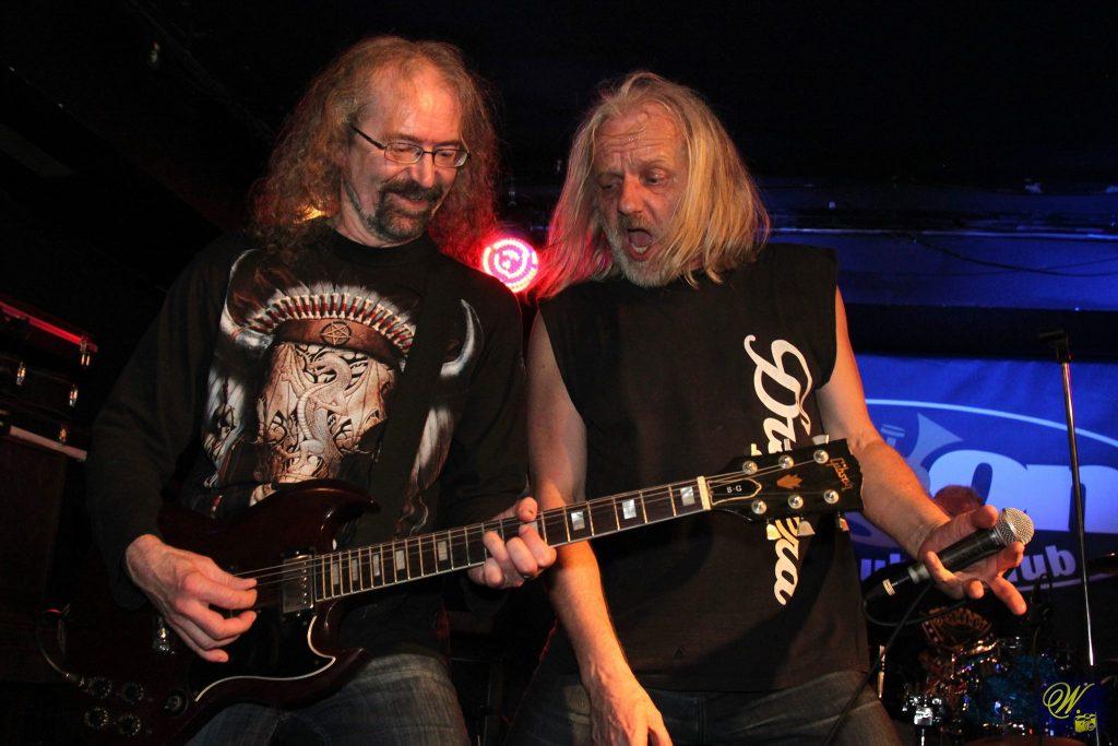 Michal Němeček a Dan Horyna