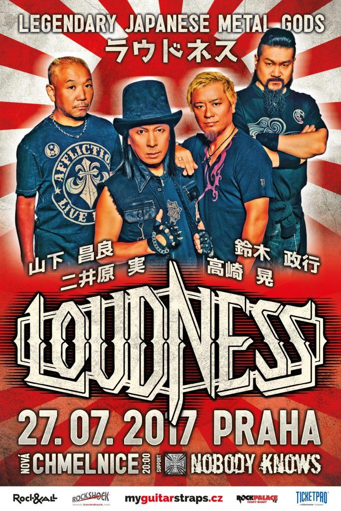 Plakát - Loudness