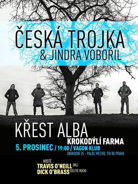 Plakát Česká trojka