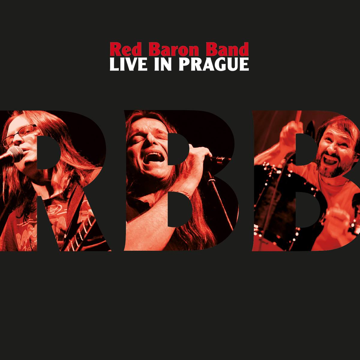 Red Baron Band - Live in Prague