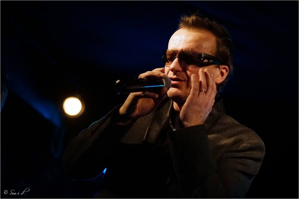 U2 Revival Desire: Bono Vox (Petr Krampera)