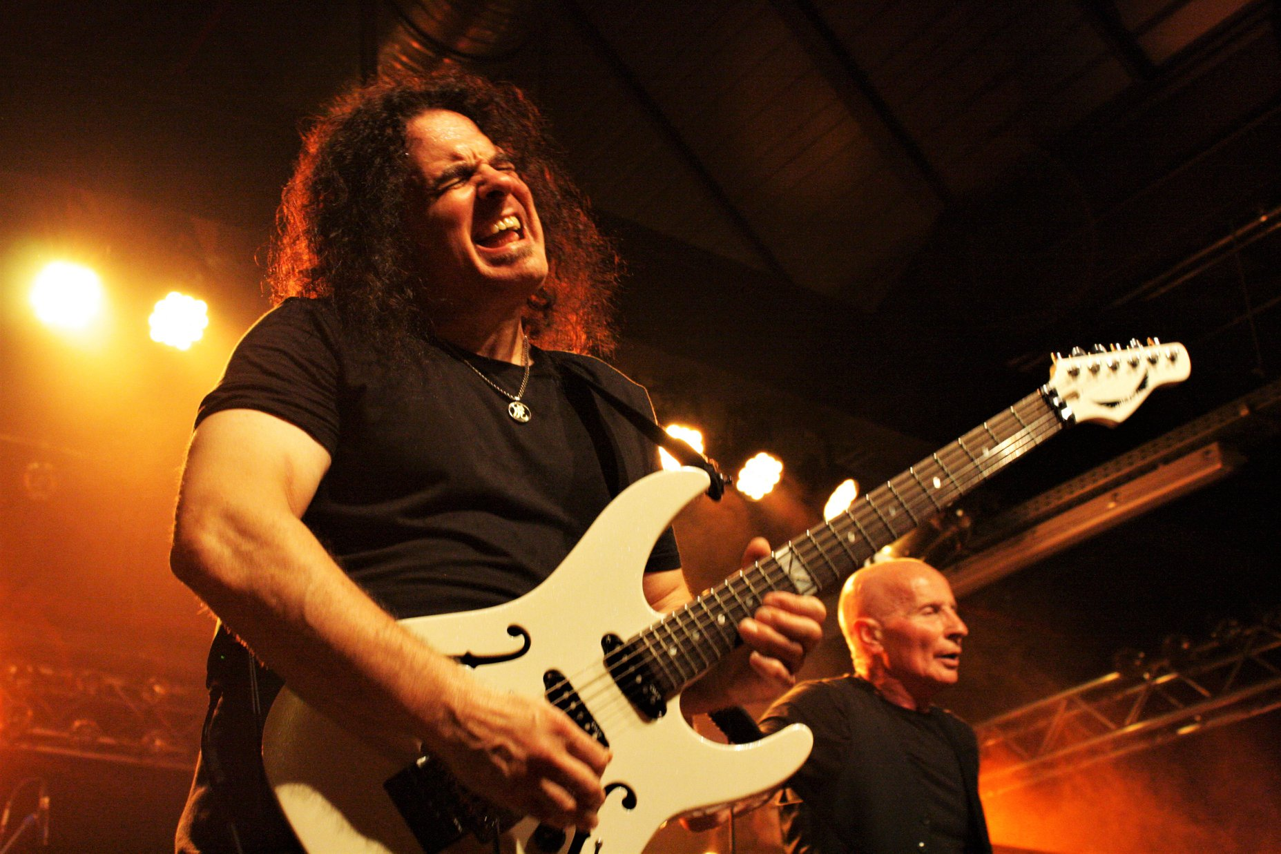UFO - Vinnie Moore a Phil Mogg