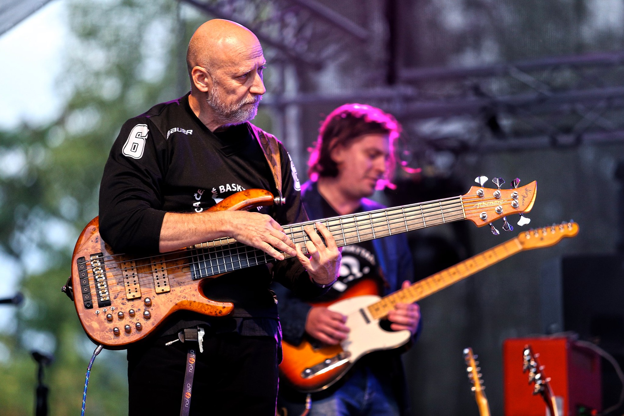 """""""Pocta české baskytaře"""" - Richard Scheufler"""
