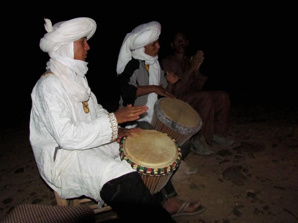 Berberští bubeníci