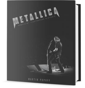 Marti Popoff a kolektiv: Metallica - Kompletní ilustrovaná historie