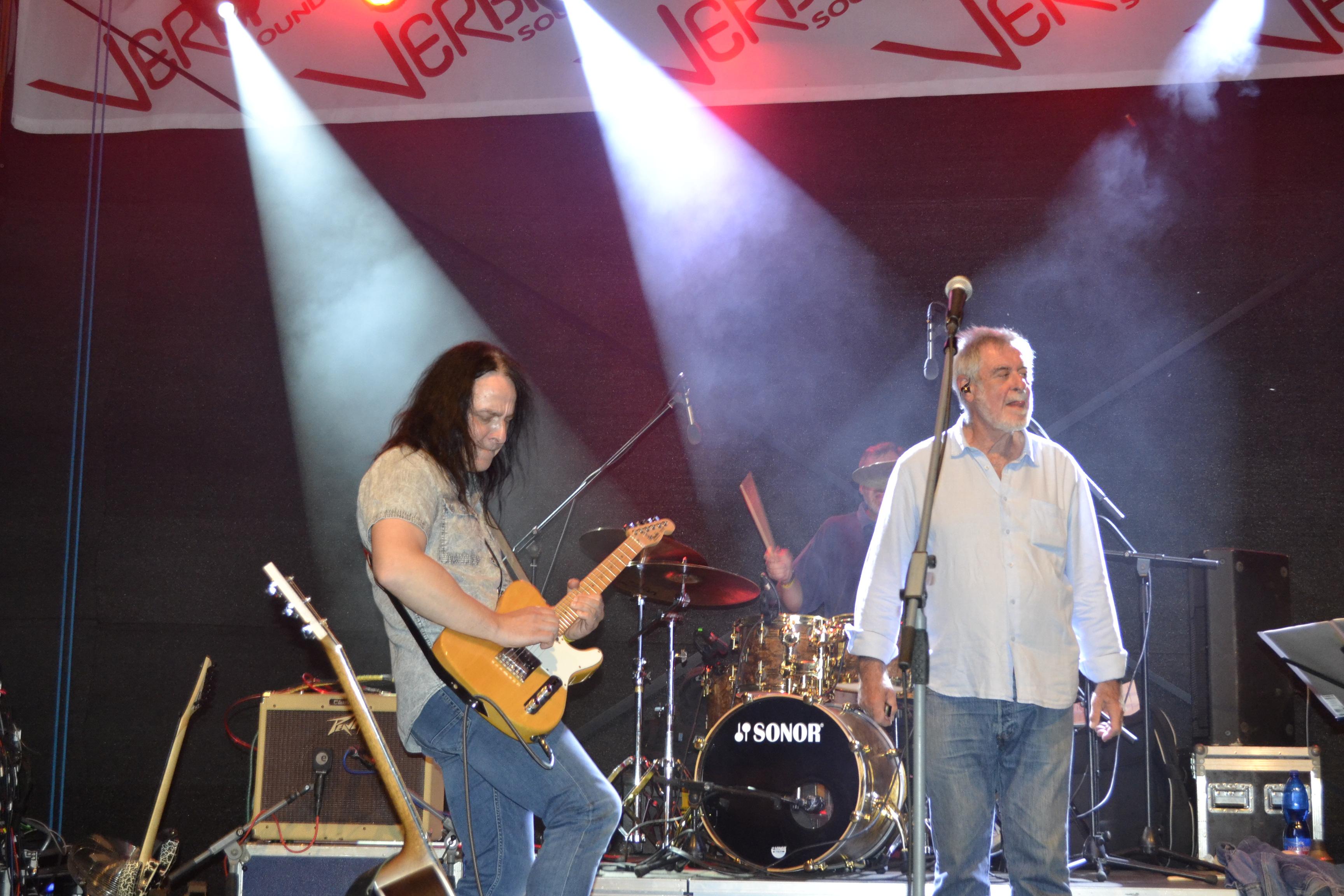 Framus Five: zleva - Pavel Marcel a Michal Prokop