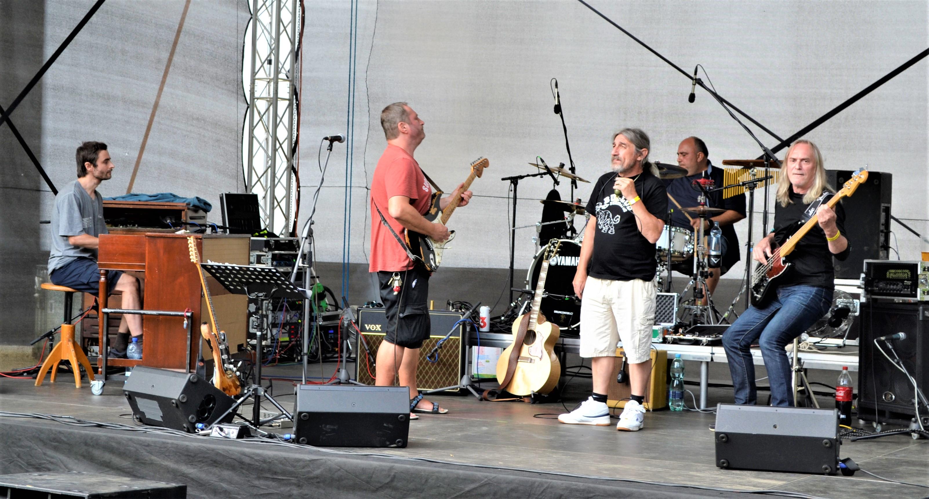 Kaplan's Friends Blues Band