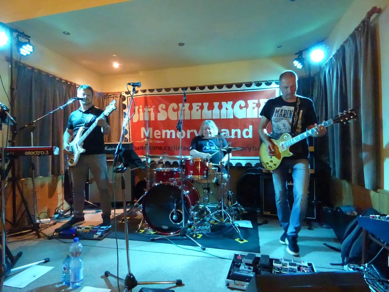 Jiří Schelnger Memory Band